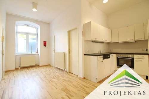 Stilvolle 2 Zimmer-Altbauwohnung mit Küche in bester Innenstadtlage - Nähe Landstraße