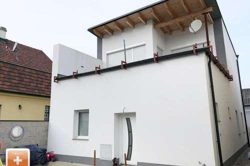 NEUWERTIGES HAUS NKL. GARTEN & GROßER TERRASSE + NÄHE NEUFELDER SEE