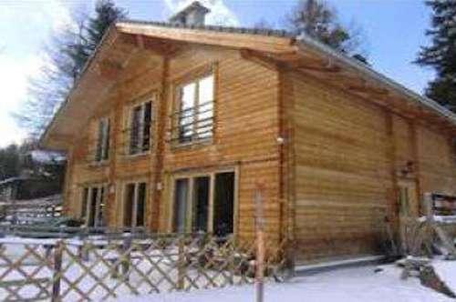 Exclusives Wohn - oder Ferienhaus bei der Schipiste - Turracherhöhe