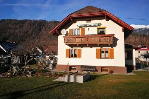 Gepflegtes Wohnhaus Nähe Spittal/Drau