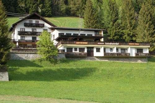 Pension-Hotel-Appartementhaus im Schi- und Wandergebiet Lesachtal