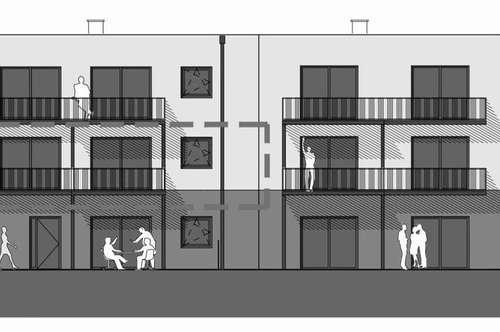 Neuwertiges ZINSHAUS mit 6 Wohnungen