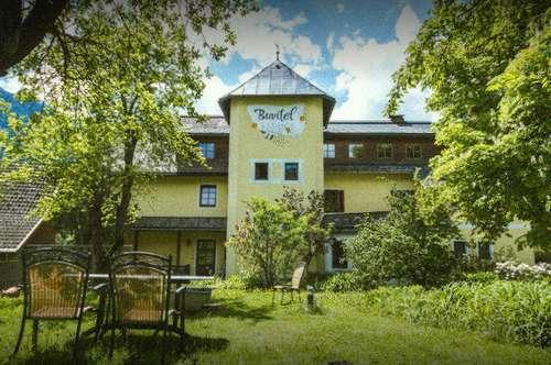Ein besonderes Schmuckstück im Schi- und Wandergebiet Nassfeld