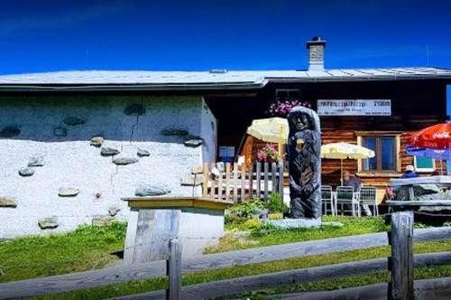 RESERVIERT- Uriges Almgasthaus mit 20 Betten auf 2000 m