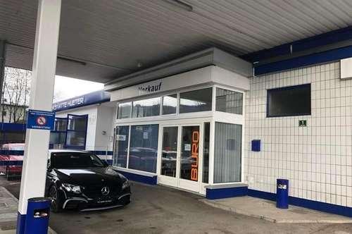 Autohändler aufgepasst: perfekte Lage für autohandel!