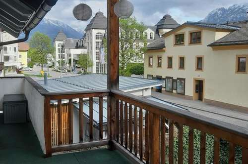 Sofort verfügbar- 3 Zimmerwohnung mit Terrasse + Garage - Nähe Krankenhaus