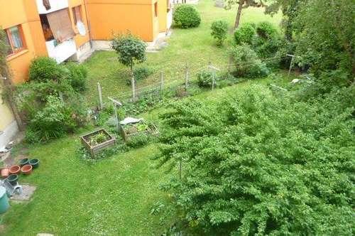 2 sonnige Altbau-Mietwohnungen, WG-geeignet, zentrumsnah, Balkon, Grünblick und Garten