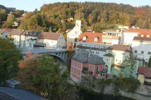 Geschäfts- und Wohnhaus im Zentrum Waidhofen a.d. Ybbs, herrliche Aussichtslage
