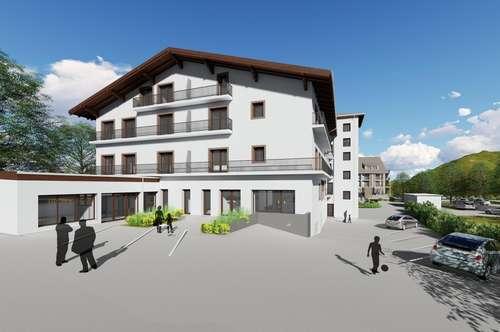 Wohnbau- und Hotelprojekt
