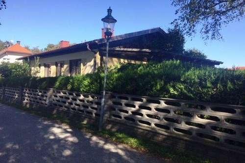 Ebenerdiges, einfaches Wohnhaus in Katzelsdorf
