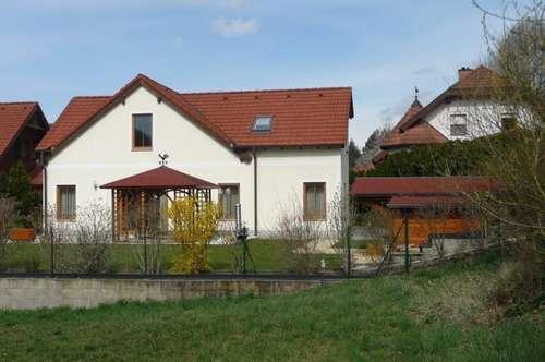 Modernes, neuwertiges Ein-Zweifamilienhaus mit Doppelgarage