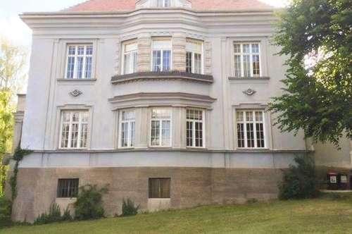 Villenkolonie-Altbauwohnung zu mieten