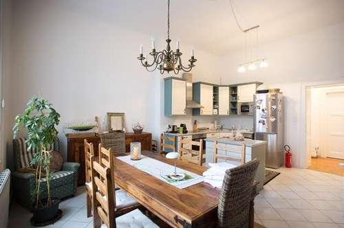 Villenkolonie-Altbauwohnung zu verkaufen