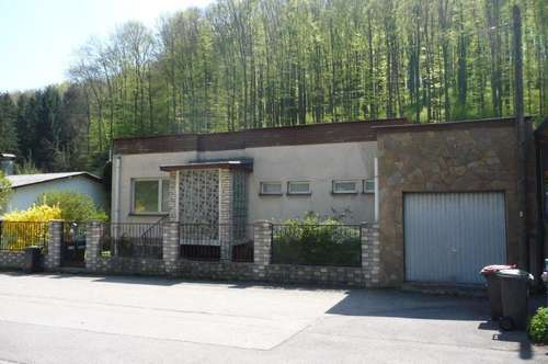 Bungalow in ruhiger Lage  Weidlingbach/Klosterneuburg