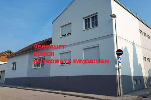 Gepflegtes Einfamilienhaus in der  Bezirkshauptstadt Mattersburg