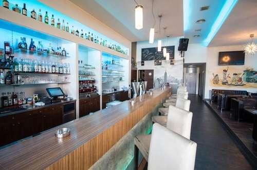 + Phänomenale Designer BAR / Café in sehr guter Lage, mit Gastgarten und Parkplätzen in Oberpullendorf zu vermieten! +