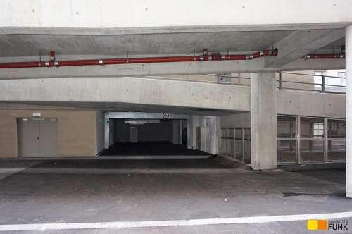 Barrierefreier Garagenstellplatz am Handelskai