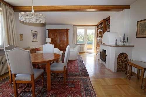 Salzburg/ Arenberg: Großzügige, sonnige 4-Zimmer-Dachterrassen Wohnung mit einzigartigem Blick, in traumhafter Ruhelage, 104 m² mit Lift und Garage