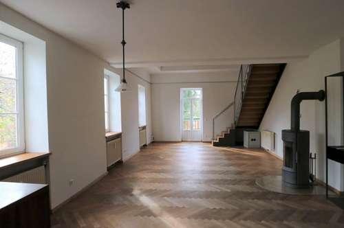 Nonntal: sehr schöne Terrassen-Maisonettewohnung