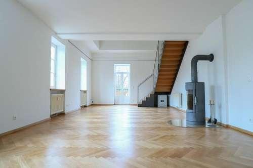 Nonntal: Traumhafte 4-Zimmer-Terrassen-Wohnung