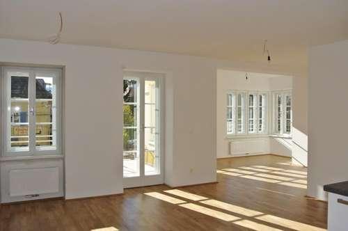 Moderne 2-Zimmer-Wohnung mit großer Terrasse im Stadtteil Maxglan