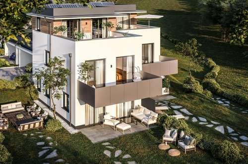 NEUBAU: Doppelhaushälfte in Neumarkt am Wallersee