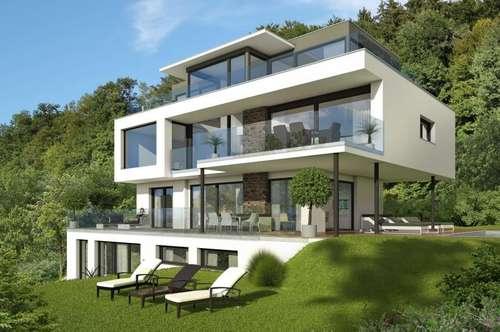 AIGEN ART: Exklusive Villa mit Blick über Salzburg!