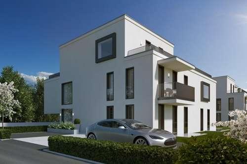 3-Zimmer-Maisonettewohnung mit Westterrasse in Leopoldskron!