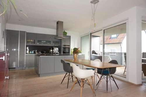 Nonntal: 3-Zimmer-Wohnung in Ruhelage - Lift direkt in die Wohnung!