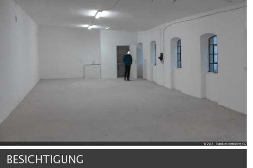 110 m² bis 220 m² Lager, Atelier in Hofgebäude, Gudrunstraße