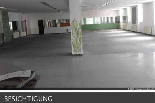 Lager/Atelier/Büro, Obergeschoss mit Lastenlift, teilbar