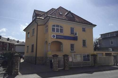 65m² Büro in Villacher Nikolaigasse im Dachgeschoß zu vermieten