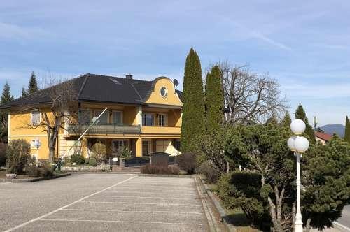 Voll eingerichtete Garten-Mietwohnung in Drobollach am Faaker See