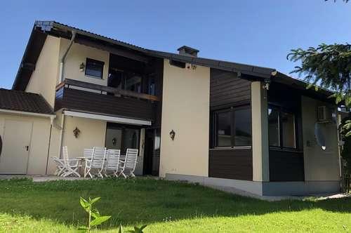 Teilmöbliertes Wohnhaus mit ca. 131m² in Villach zu vermieten