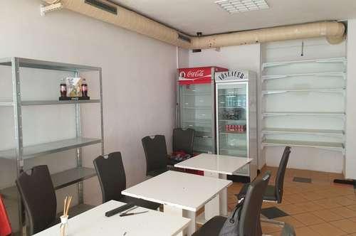 Gastronomielokal in 1A Lage - ehemalige Pizzeria