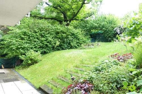 Familienwohnung -Garten- Grünruhelage