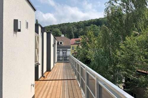 HAUSHÄLFTE in Kierling! ERSTBEZUG