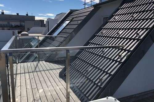 ERSTBEZUG, 112m2 DG-Whg+ 2 Terrassen