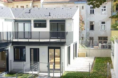 Hof-Haus-Flair mit Garten ERSTBEZUG