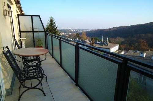 Traumblick, 2 Balkone am Waldesrand
