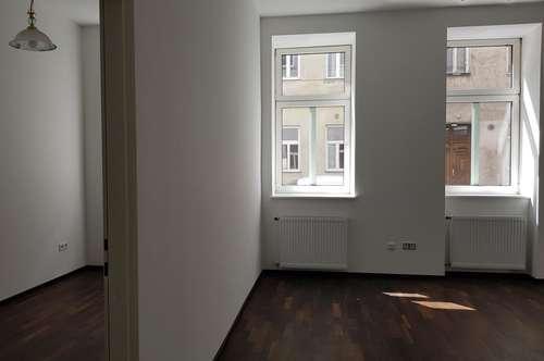 Renovierte Wohnung mit Innenhof Terrasse ruhig und zentral