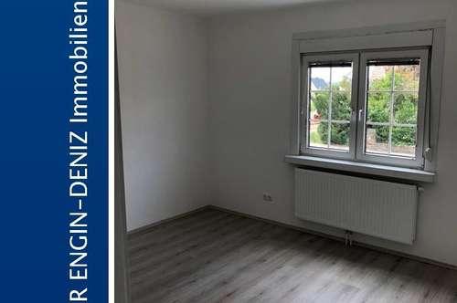 ERSTBEZUG: 2 Zimmer-Wohnung in 2-Familienhaus zu vermieten, Gartenteil, sehr ruhige schöne Lage