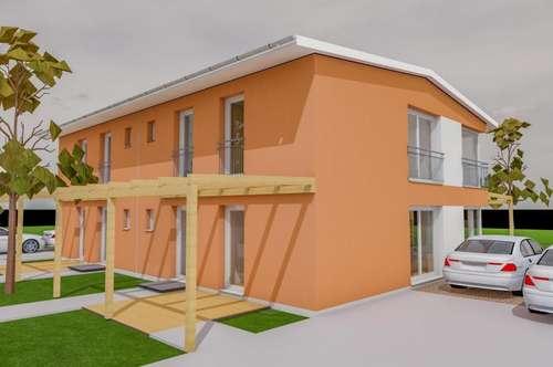 Bauvorhaben Doppelhaushälfte in Puch bei Hallein