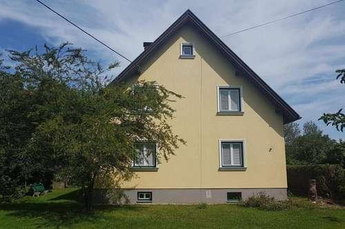 Renoviertes Einfamilien - ruhig gelegen, nähe Zentrum