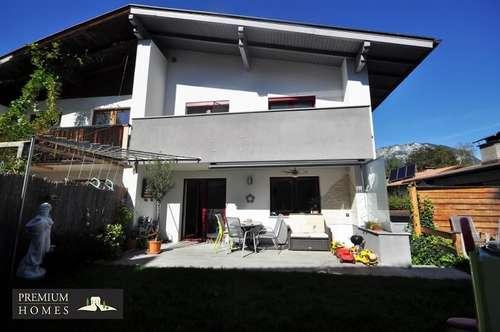 ANGERBERG - Doppelhaushälfte - generalsaniert - Thermische Sanierung - besticht durch Behaglichkeit auf viel Platz