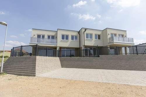Moderne Reihenmittelhäuser mit Seeblick- Miete