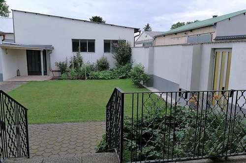 Großzügige 4 Zimmer- Wohnung mit Gartenbenützung