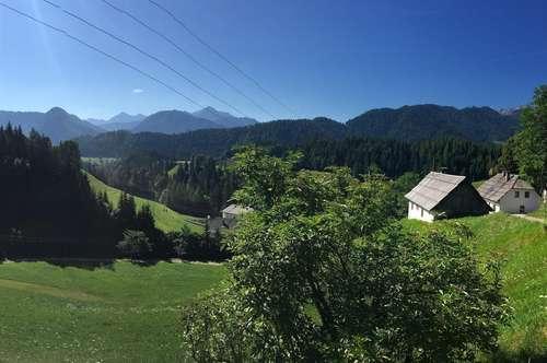 Gelegenheit - Renovierungsbedürftiges (Ferien)Haus mit Nebengebäude in der Gemeinde Windisch Bleiberg