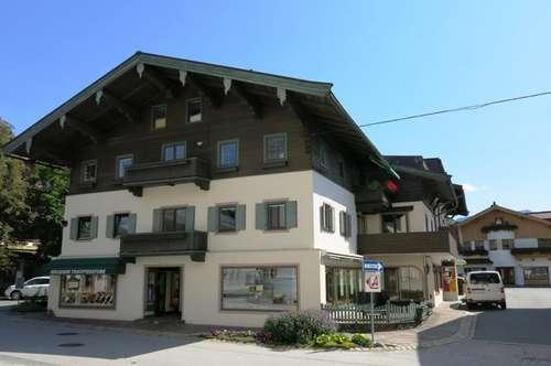 Biologische 3-4 Zimmer-Wohnung in Zentrum, Kössen