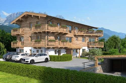 Neubau: Exklusive Wohnung Top 3 OG im Dorfzentrum, Going